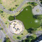Drone em Blumenau